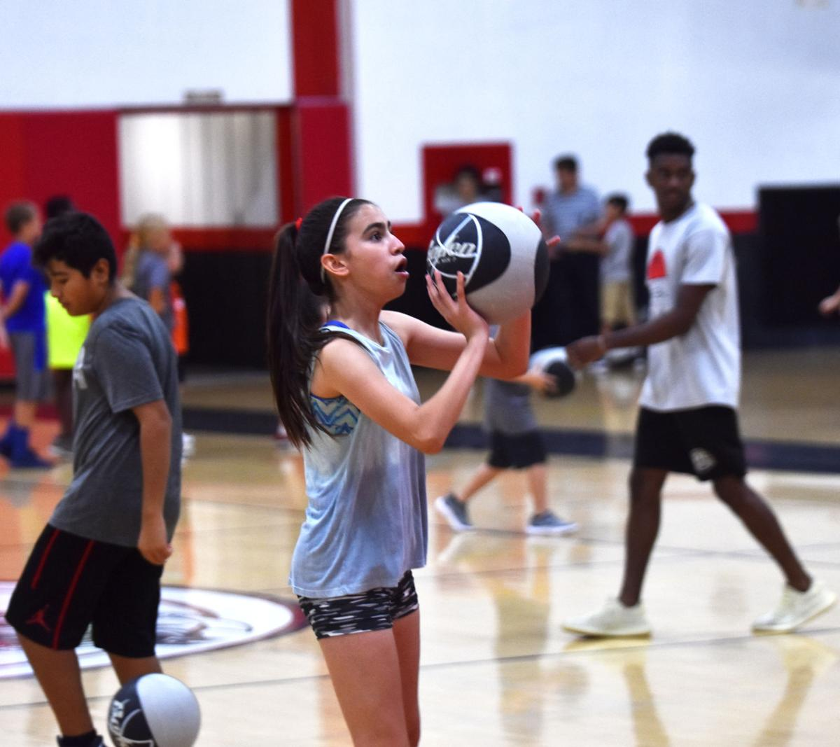 Hoop it up: Long-running IVC basketball camp marks another successful year