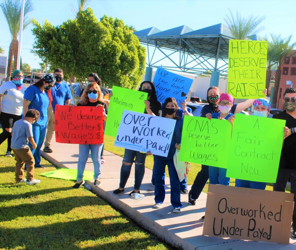 ECMRC employees frustrated with unfinished labor deal