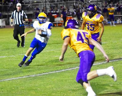 Physical Wildcats lower the boom against outmatched Eagles
