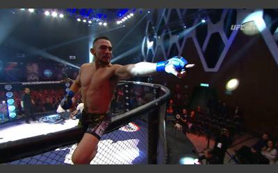 Rafael Garcia fighting for dream