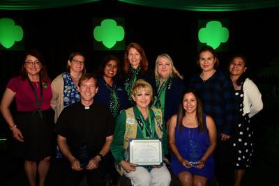 Girl Scouts honor volunteers, community organizations