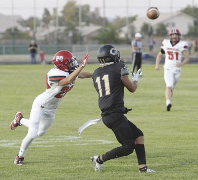 Early TDs doom Tigers in 21-14 loss to Cibola