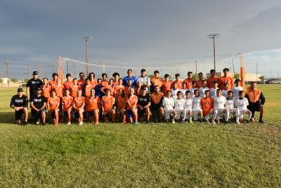 Dynamo soccer program pulls a hat trick