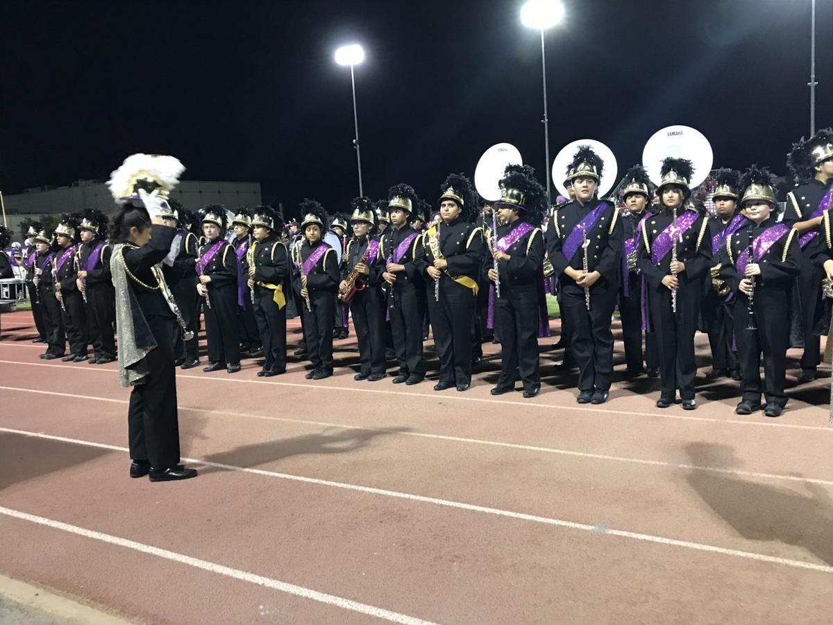 IV HIGH: Student leaders help band stay in tune