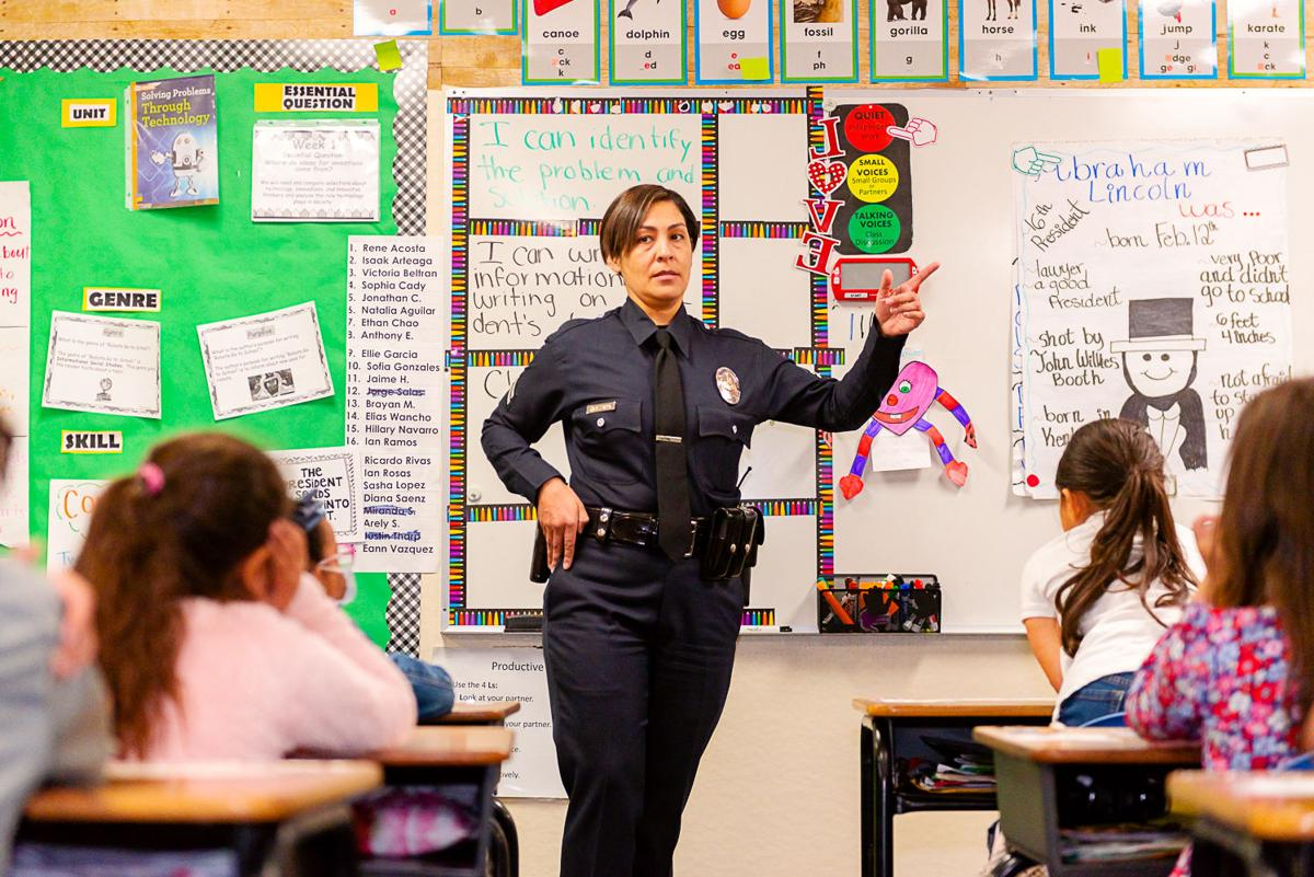 Career Day connects Dool students to opportunities