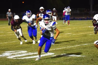 Central crushes Calexico