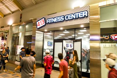 Fitness club adds new location inside mall