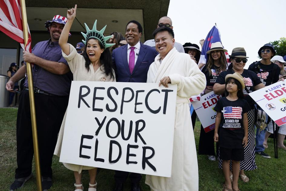 www.ivpressonline.com: Why is Larry Elder focusing so much on reaching out to Latino and Asian voters?