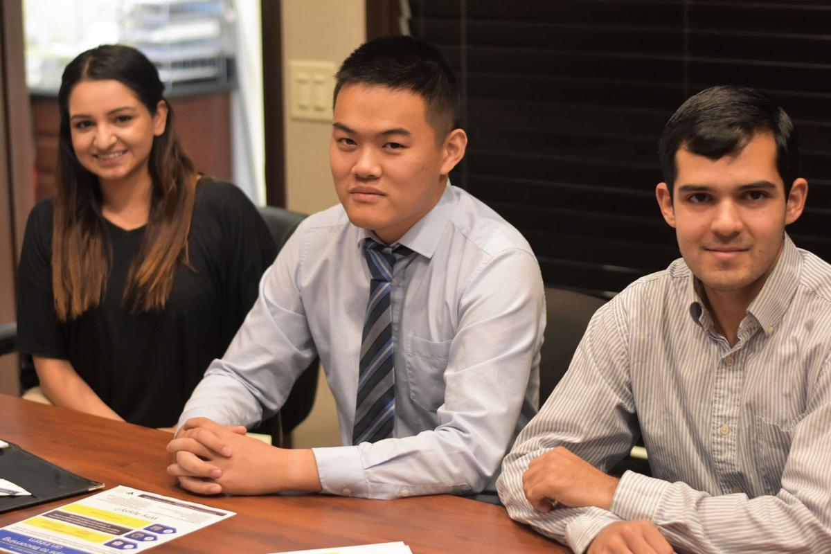 IVEDC internship program prepares students for workforce