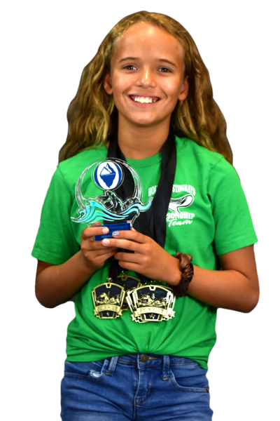 Athlete of the Week: Kinzy Duarte