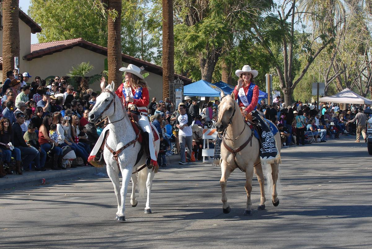 Brawley maps out parade route and lawful places for chairs
