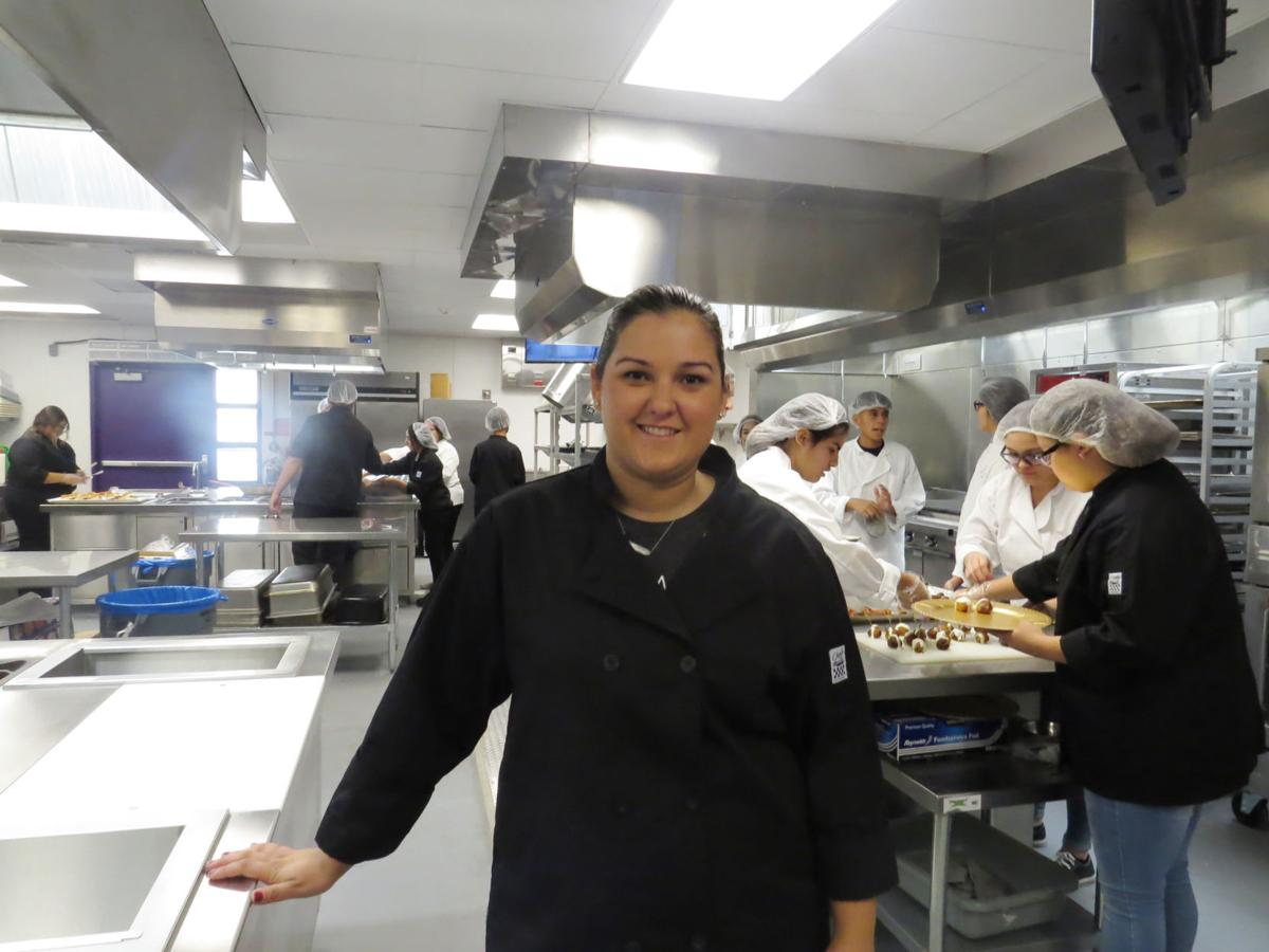 Culinary Arts bring the heat in their new kitchen