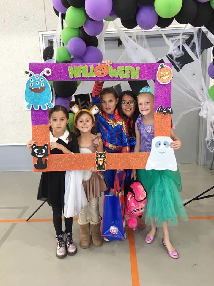 Girl Scouts celebrate Tent-or-Treat