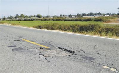 Rough roads hurt rural safety, economy