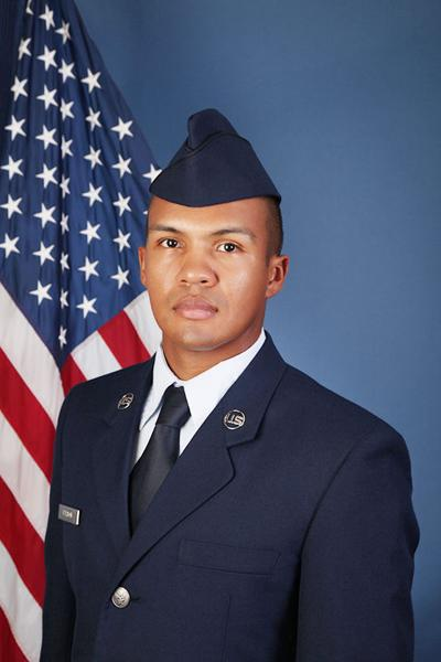 Valley Briefs: Harmon graduates Air Force basic training