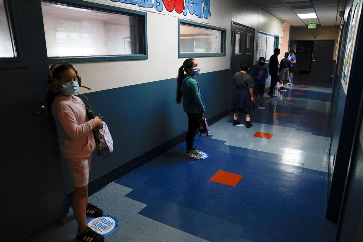 Newsom announces $450-per-student incentive to reopen schools