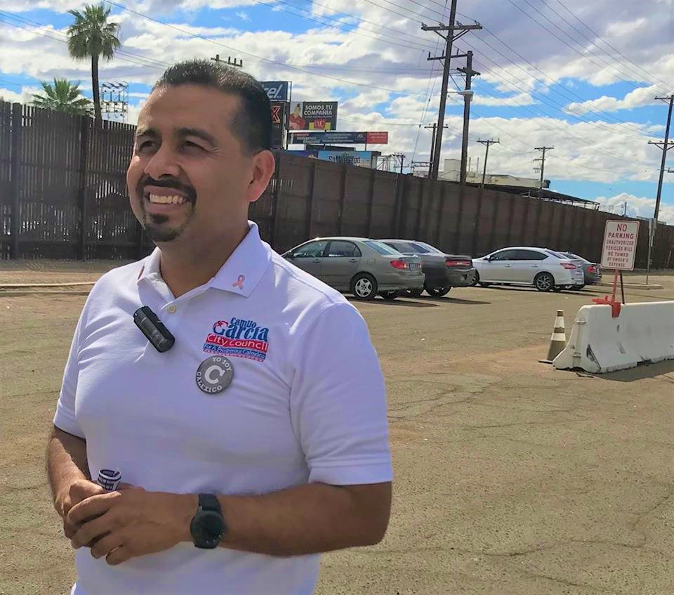 Prior candidate to fill Calexico council vacancy