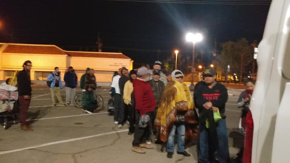 A taste of home: Local charities provide a merry Christmas for homeless