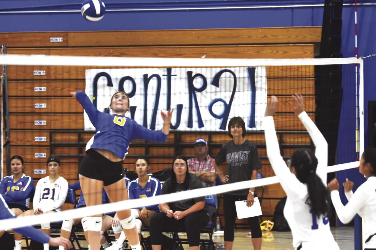 Brawley girls dominate at Central