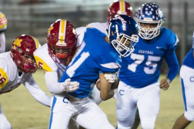 Central Union football holds off Mt. Carmel in CIF-SDS Div. III matchup