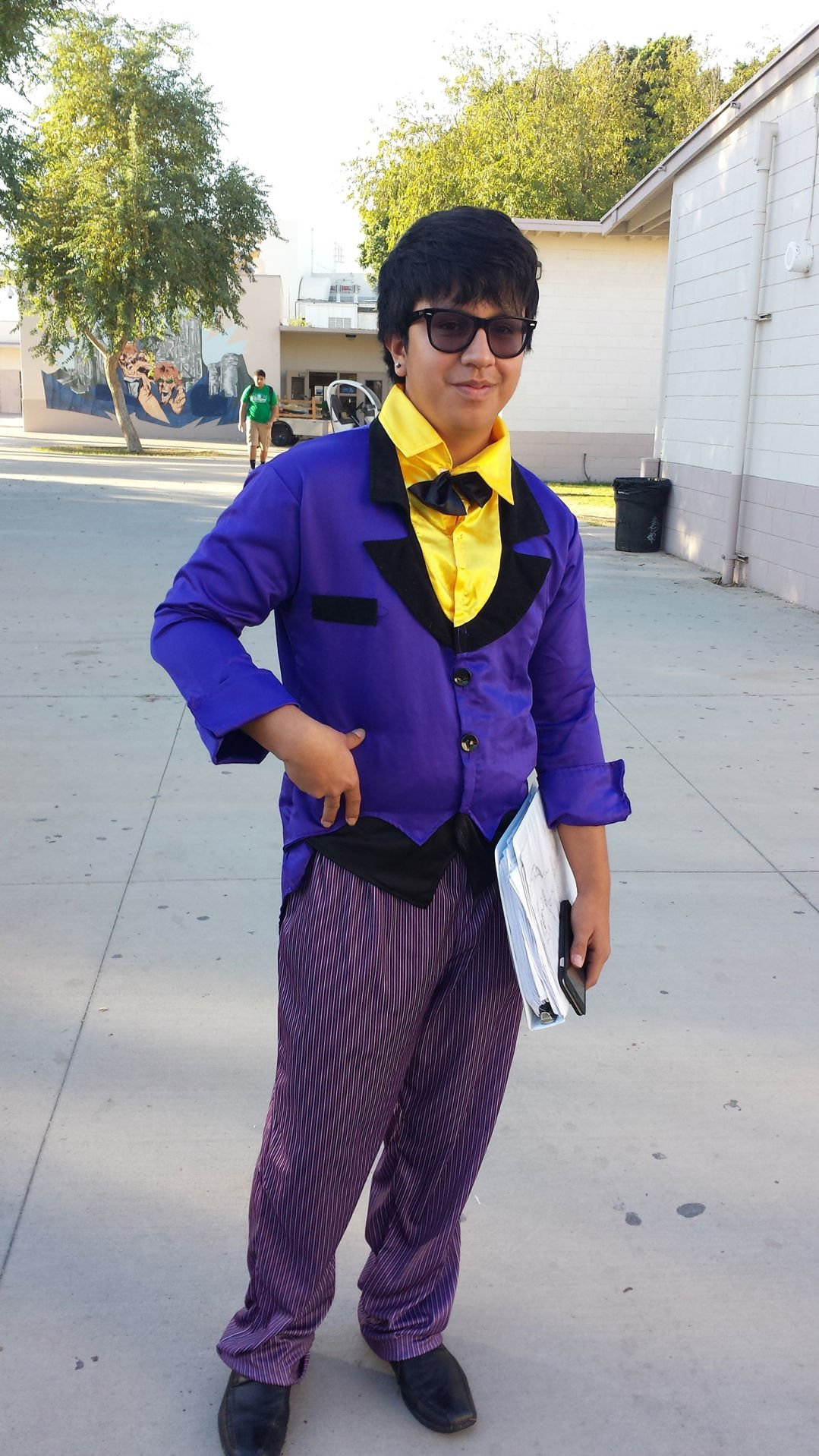 Halloween at BUHS