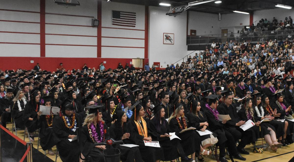 IVC graduates 1,252 students this spring