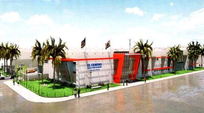 Design contract awarded for new El Centro police station