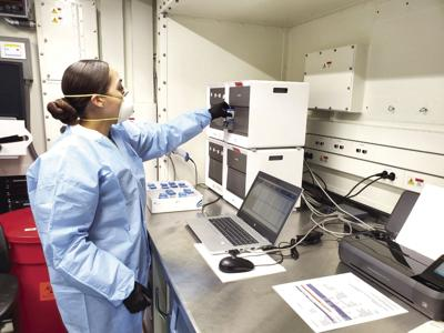 Mobile lab expected to improve test turnaround