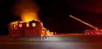 Valley Briefs:  BRAWLEY: House fire under investigation