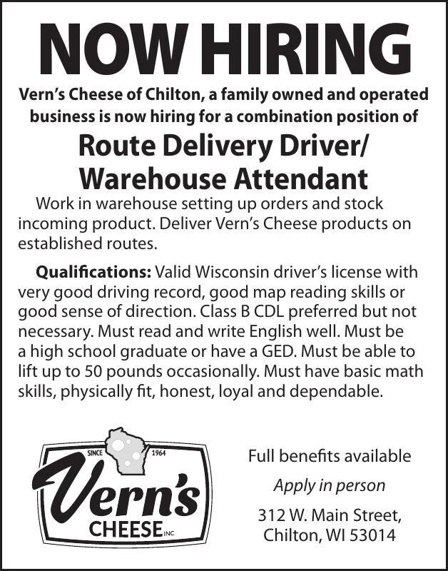 Vern's Cheese