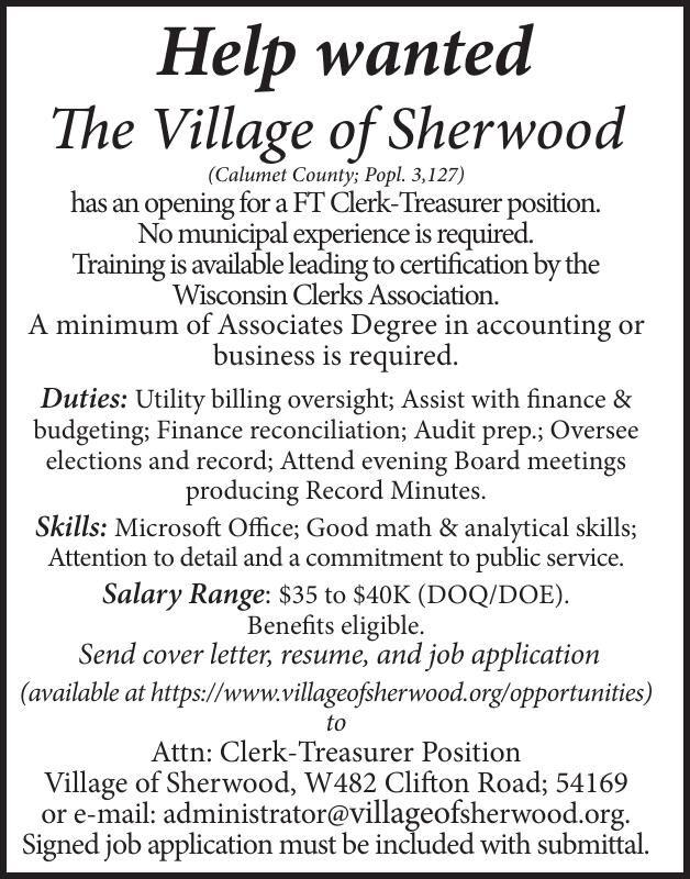 Village of Sherwood