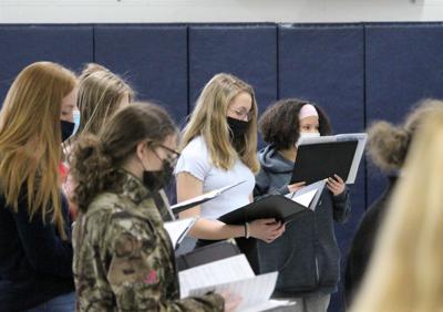 Chilton High School vocalists put spring concert online