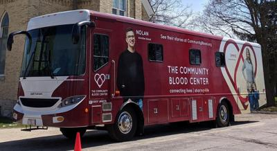 Bloodmobile scheduled to be at St. Paul United Church of Christ in Malone on Jan. 9