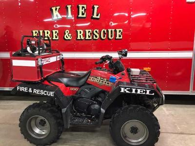 Local fire departments get grants from Compeer