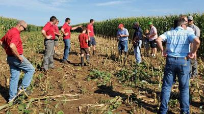 Soil protection discussed in Mount Calvary