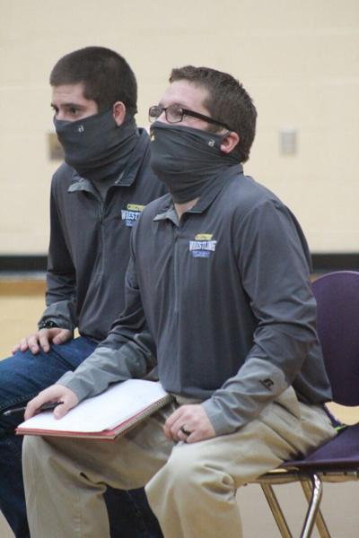 Chilton High School wrestling coach picks up first victory