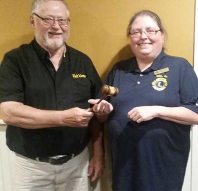 Lions Club installs officers