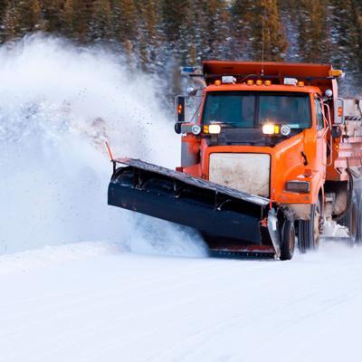 Snow plow operators honored