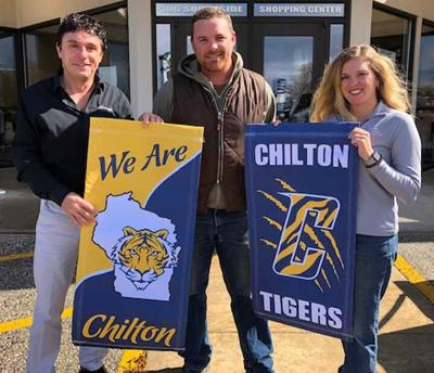 New banners in Chilton