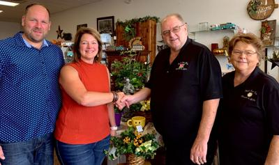 Floral/gift shop has new owners in Chilton