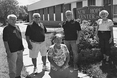 New Hope Center in Chilton was presented a $500 Special Needs check