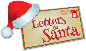 Optimists helping with Santa letters
