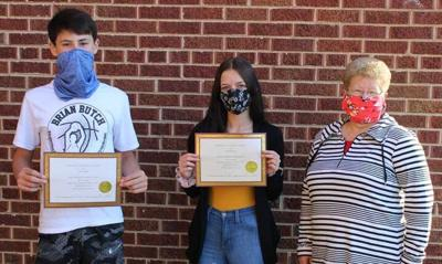 Patriotic Pen Essay Contest winners cited by Auxiliary