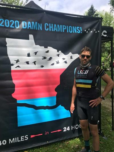 NH alum competes in 3-state bike race