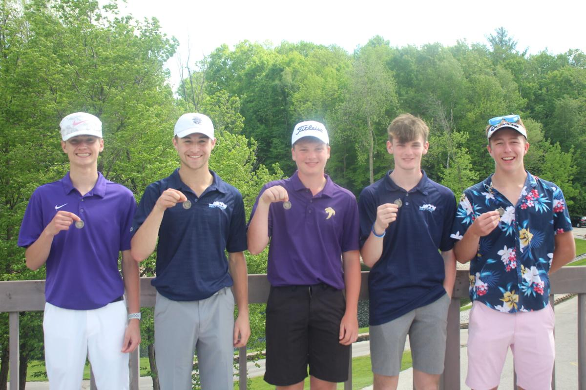 All-EWC Golf 2nd Team