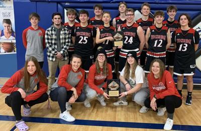 Stockbridge High School basketball teams both win tournament titles