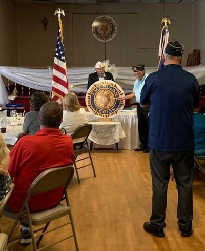 Mount Calvary Legion celebrates 75th year