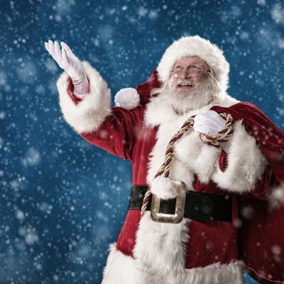 Santa to make outdoor visit in NH Dec. 12