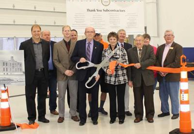 Calumet shows new highway shop