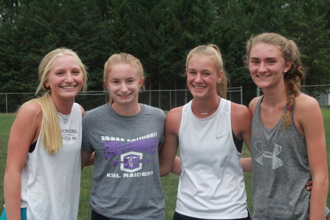 Kiel Girls CC Returnees